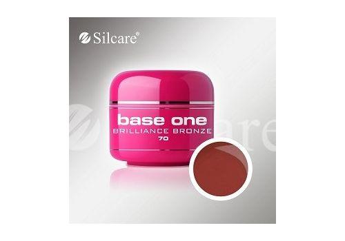Гель Base One Color №70 Brilliance Bronze, фото 2