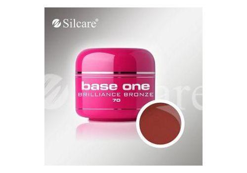 Гель Base One Color №70 Brilliance Bronze, фото 1
